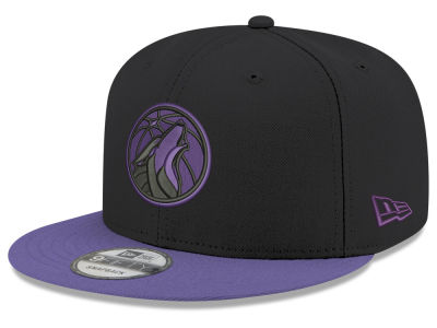 Minnesota Timberwolves New Era NBA Youth City Pop Series 9FIFTY Snapback Cap