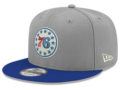 Philadelphia 76ers New Era NBA Youth City Pop Series 9FIFTY Snapback Cap