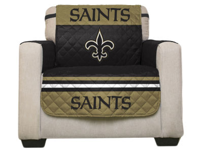 "New Orleans Saints Pegasus Sports 65"" x 75"" NFL Furniture Protector"