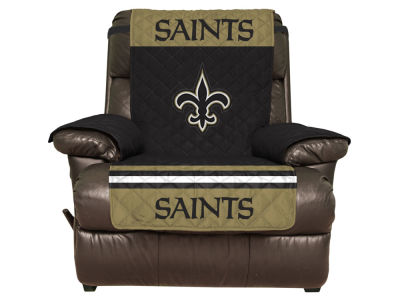 "New Orleans Saints Pegasus Sports 65"" x 80"" NFL Furniture Protector"
