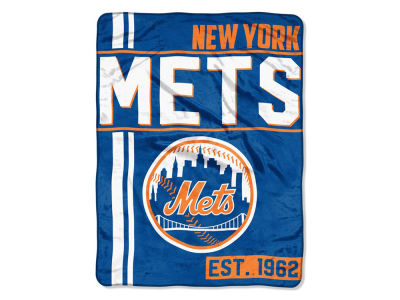 "New York Mets The Northwest Company Micro Raschel 46x60 ""Walk Off"" Blanket"