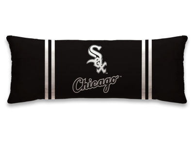 "Chicago White Sox Pegasus Sports 20"" x 48"" MLB Plush Body Pillow"