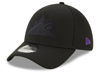 Colorado Rockies New Era 2019 MLB Clubhouse 39THIRTY Cap