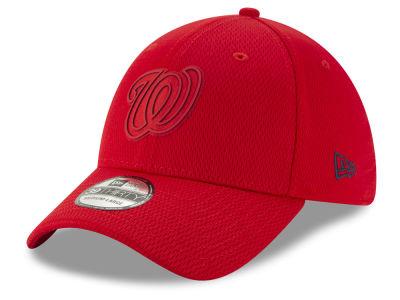 954443421d4 Washington Nationals New Era 2019 MLB Clubhouse 39THIRTY Cap