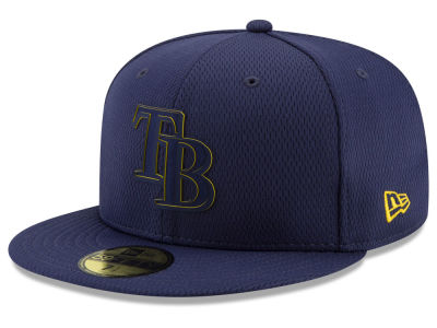 Tampa Bay Rays New Era 2019 MLB Clubhouse 59FIFTY Cap