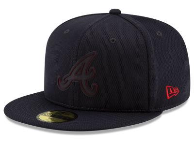 timeless design 063e0 9e45c Atlanta Braves New Era 2019 MLB Kids Clubhouse 59FIFTY Cap