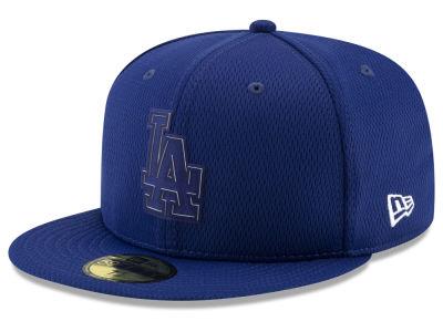 Los Angeles Dodgers New Era 2019 MLB Kids Clubhouse 59FIFTY Cap e3df5c5bcf88