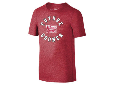 Oklahoma Sooners The Victory NCAA Toddler Future Fan Dual Blend T-Shirt