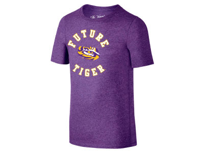 LSU Tigers The Victory NCAA Toddler Future Fan Dual Blend T-Shirt