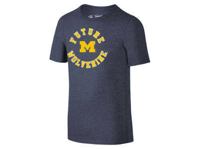 Michigan Wolverines The Victory NCAA Toddler Future Fan Dual Blend T-Shirt