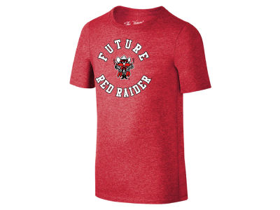 Texas Tech Red Raiders The Victory NCAA Toddler Future Fan Dual Blend T-Shirt