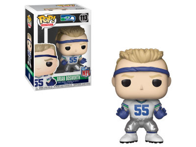 Seattle Seahawks Brian Bosworth Funko POP! NFL Legends 2018