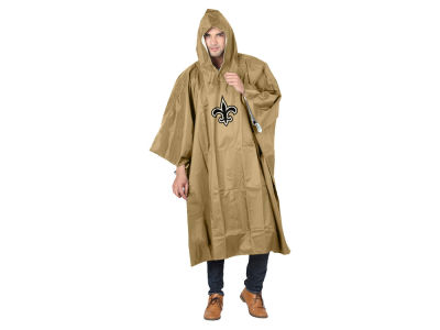 New Orleans Saints The Northwest Company Deluxe Poncho