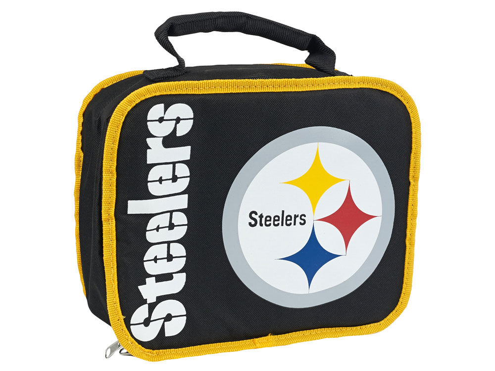 Pittsburgh Steelers The Northwest Company Lunchbreak Lunch Bag