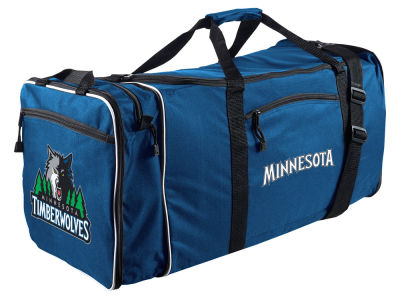 Minnesota Timberwolves The Northwest Company Steal Duffel Bag