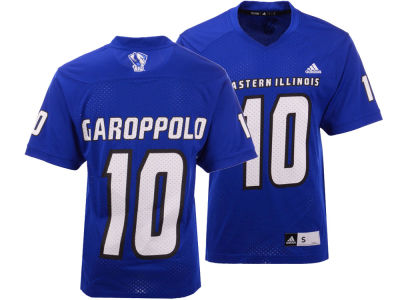 Eastern Illinois Panthers Jimmy Garoppolo adidas NCAA Replica Football Jersey