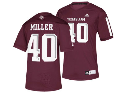 Texas A&M Aggies Von Miller adidas NCAA Replica Football Jersey