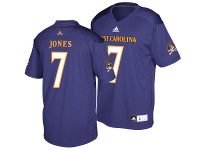 East Carolina Pirates Zay Jones adidas NCAA Replica Football Jersey