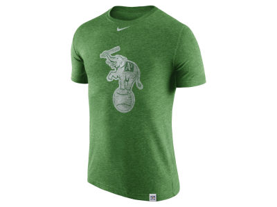 Oakland Athletics Nike MLB Men's Dri-Fit DNA T-shirt