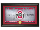 Ohio State Buckeyes Highland Mint Man Cave Bronze Coin Panoramic Photo Mint Collectibles