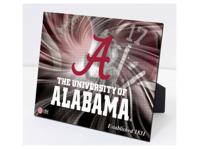 Alabama Crimson Tide Highland Mint PleXart Photo