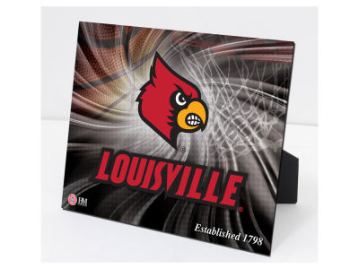 Louisville Cardinals Highland Mint PleXart Photo