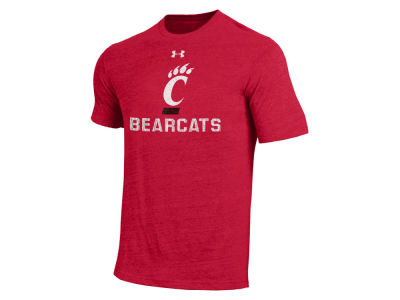 Cincinnati Bearcats Under Armour NCAA Men's Heat Gear Tri-Blend T-Shirt