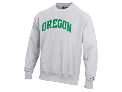 Oregon Ducks Champion NCAA Men's Reverse Weave Crew Sweatshirt