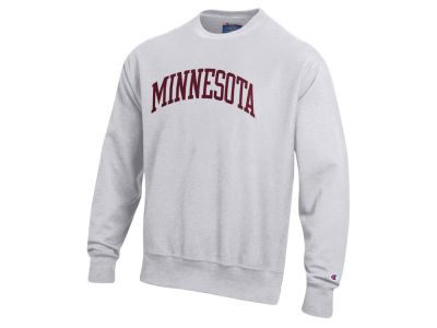 Minnesota Golden Gophers Champion NCAA Men's Reverse Weave Crew Sweatshirt