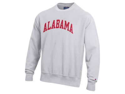 Alabama Crimson Tide Champion NCAA Men's Reverse Weave Crew Sweatshirt