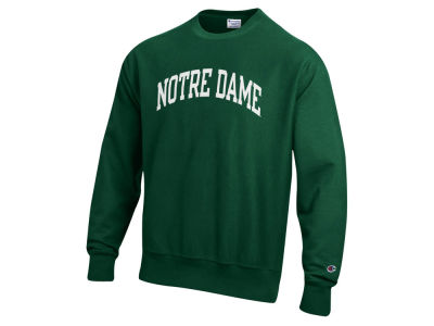 Notre Dame Fighting Irish Champion NCAA Men's Reverse Weave Crew Sweatshirt