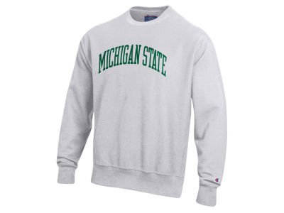 Michigan State Spartans Champion NCAA Men's Reverse Weave Crew Sweatshirt