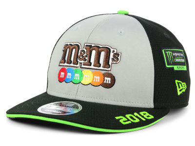 Kyle Busch New Era 2018 NASCAR Monster Energy Cup Series Playoff 9FIFTY Snapback Cap
