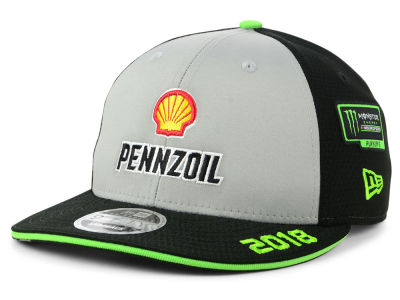 Joey Logano New Era 2018 NASCAR Monster Energy Cup Series Playoff 9FIFTY Snapback Cap