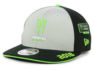 Kurt Busch New Era 2018 NASCAR Monster Energy Cup Series Playoff 9FIFTY Snapback Cap