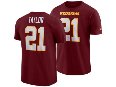 Washington Redskins Sean Taylor Nike NFL Men's Pride Name and Number Wordmark 3.0 Retired Player T-shirt