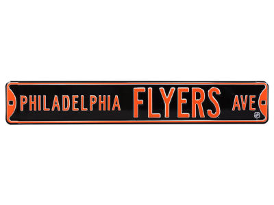 Philadelphia Flyers Authentic Street Signs Avenue Street Sign