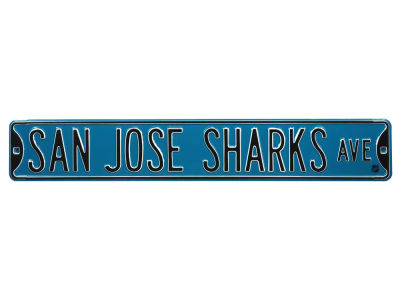 San Jose Sharks Authentic Street Signs Avenue Street Sign