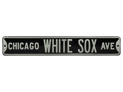 Chicago White Sox Authentic Street Signs Avenue Street Sign