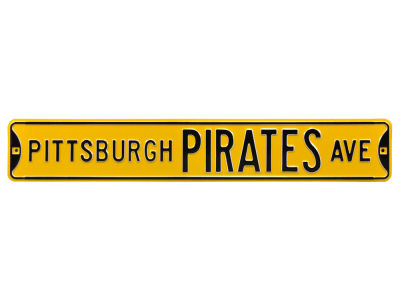 Pittsburgh Pirates Authentic Street Signs Avenue Street Sign