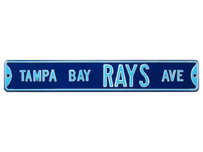 Tampa Bay Rays Authentic Street Signs Avenue Street Sign