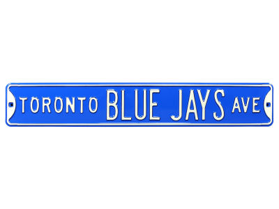 Toronto Blue Jays Authentic Street Signs Avenue Street Sign