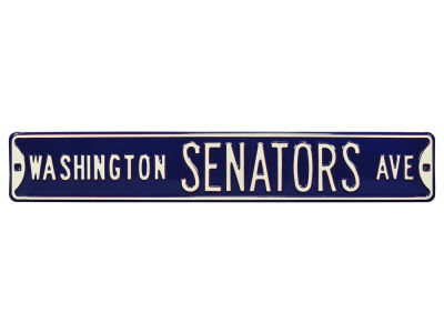 Washington Senators Authentic Street Signs Avenue Street Sign