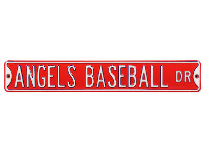 Los Angeles Angels Authentic Street Signs Avenue Street Sign