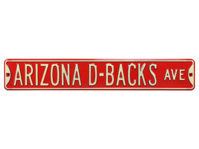 Arizona Diamondbacks Authentic Street Signs Avenue Street Sign