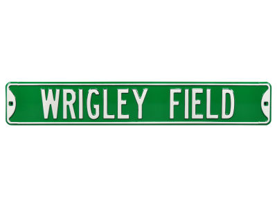 Chicago Cubs Authentic Street Signs Avenue Street Sign