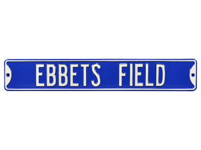 Brooklyn Dodgers Authentic Street Signs Avenue Street Sign
