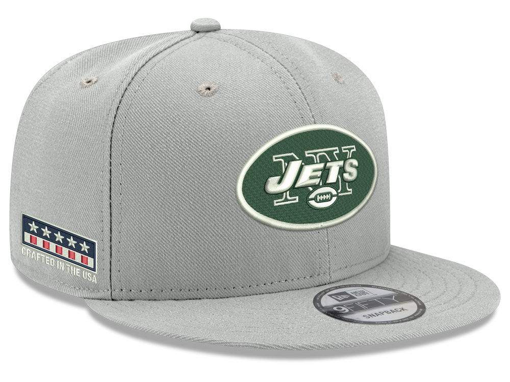 New York Jets New Era NFL Crafted in the USA 9FIFTY Snapback Cap ... e287b943f