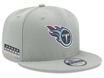 2598f4942 Tennessee Titans New Era NFL Crafted in the USA 9FIFTY Snapback Cap