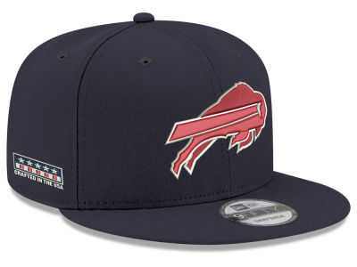 Buffalo Bills New Era NFL Crafted in the USA 9FIFTY Snapback Cap